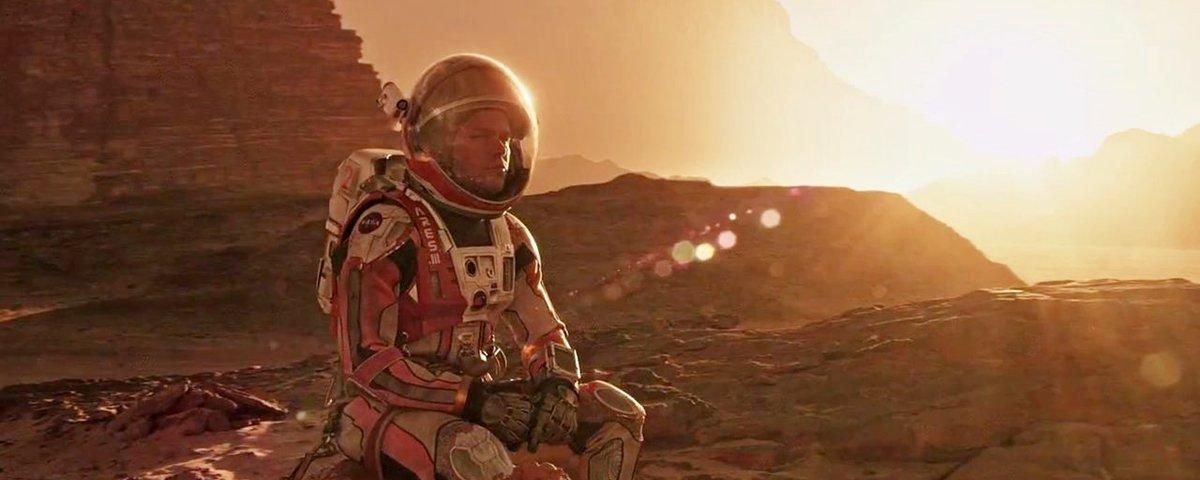 Expectativa de vida de astronauta que viajar até Marte deve cair 2,5 anos