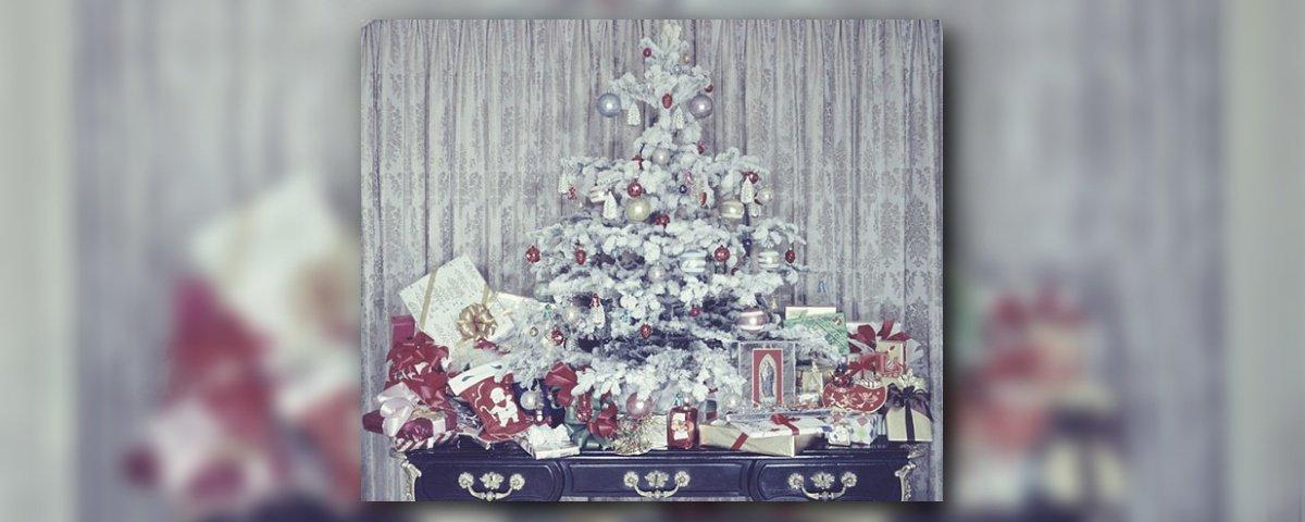Tem Na Web - 15 fotos antigas de decorações de Natal hilárias