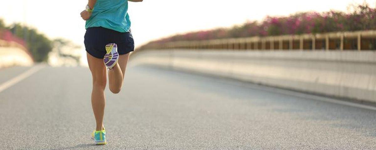 Por que a maioria das pessoas preferem correr sozinhas?
