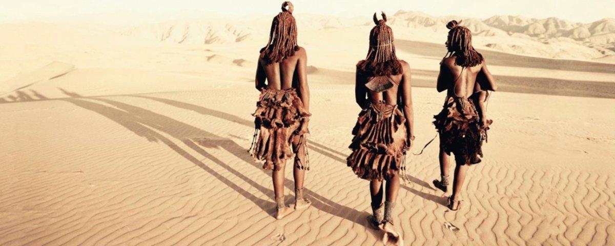 Ensaio fotográfico retrata a beleza e o mistério de tribos isoladas