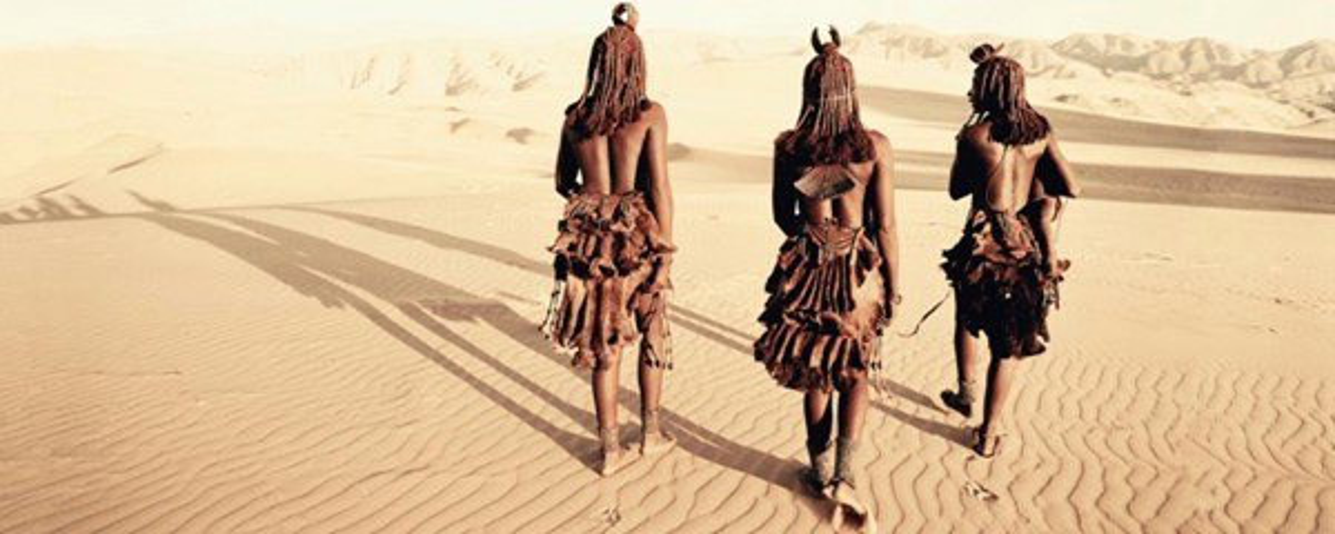 Tem Na Web - Ensaio fotográfico retrata a beleza e o mistério de tribos isoladas