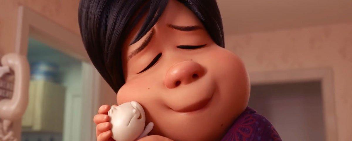 Disney lança na internet o emocionante curta Bao, feito pela Pixar