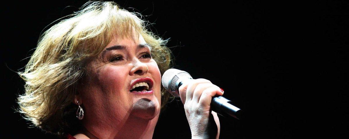 Susan Boyle emociona com retorno no America's Got Talent: The Champions