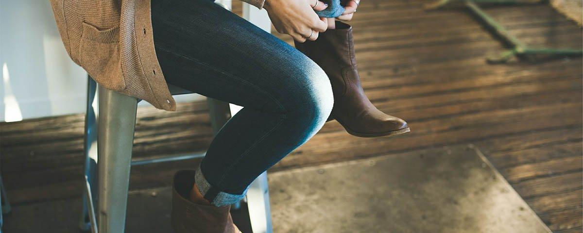 Você deve tirar seus sapatos antes de entrar em casa?