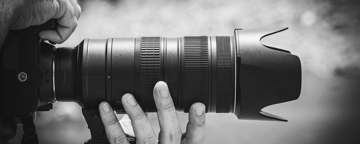 De fotógrafo e de louco, todo mundo tem um pouco!