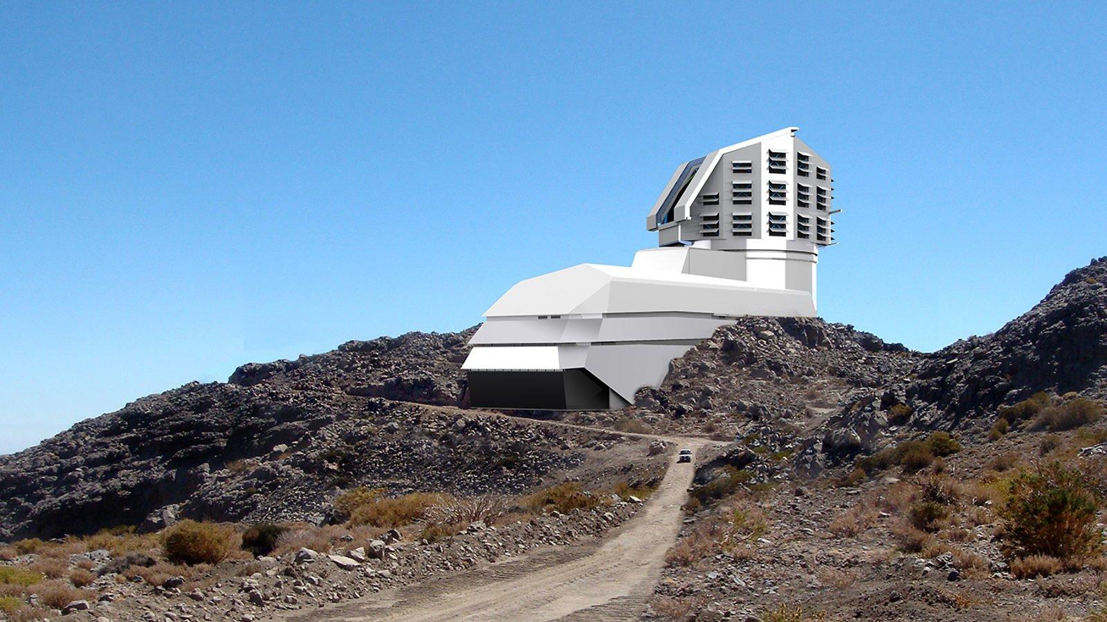Telescópio com maior câmera digital do mundo vai usar software brasileiro