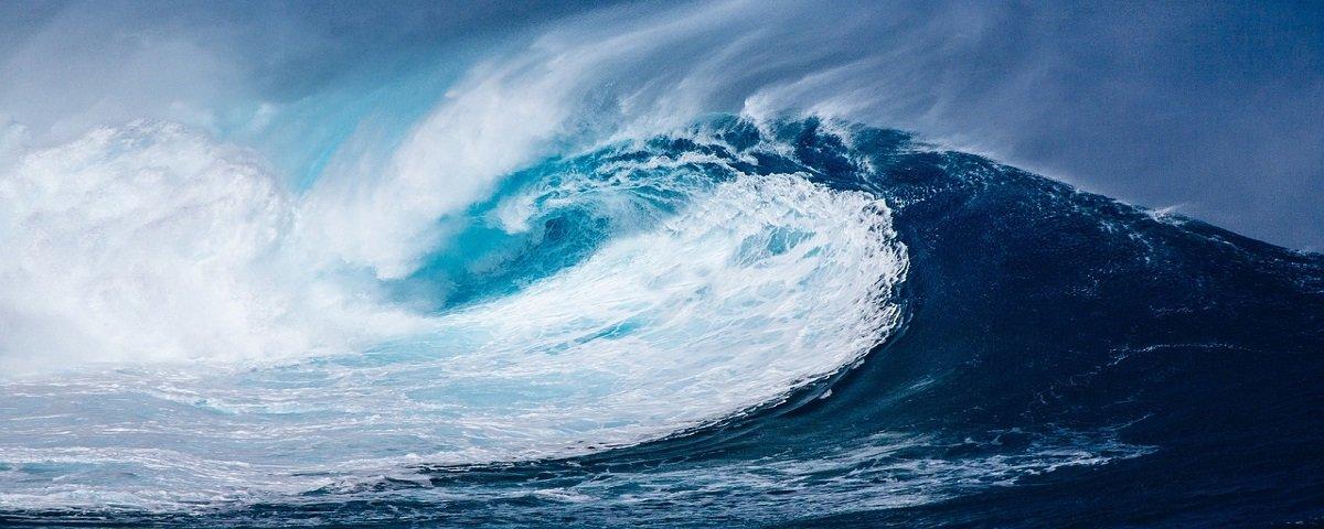 Oceanos absorveram 90% da energia gerada pelos gases do efeito estufa
