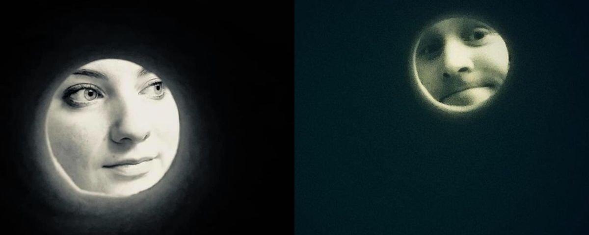 Tem Na Web - 13 pessoas que se tornaram a Lua tirando foto com rolo de papel higiênico
