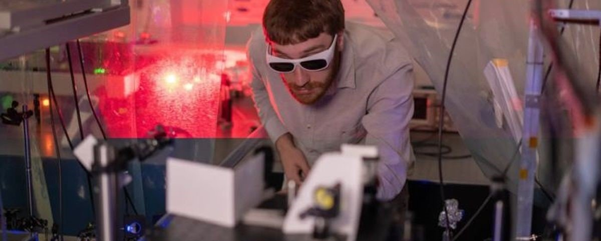 Com laser, cientistas criam plasma mais frio que o espaço sideral