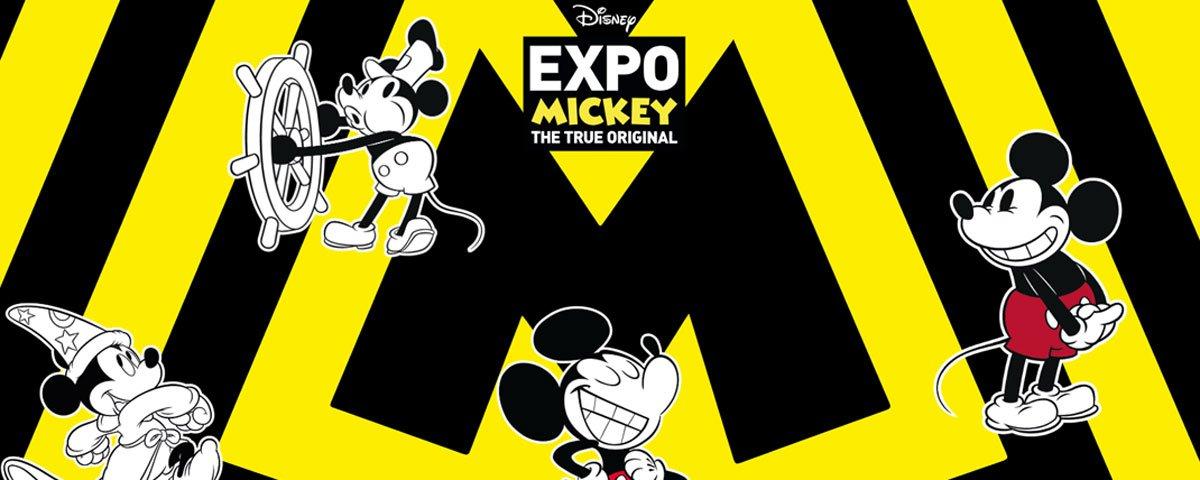 Mostra no Iguatemi traz toda a história do Mickey com entrada baratinha