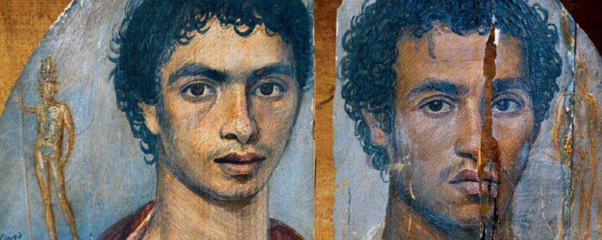 Retratos de Faium: as máscaras que revelam os rostos de múmias egípcias