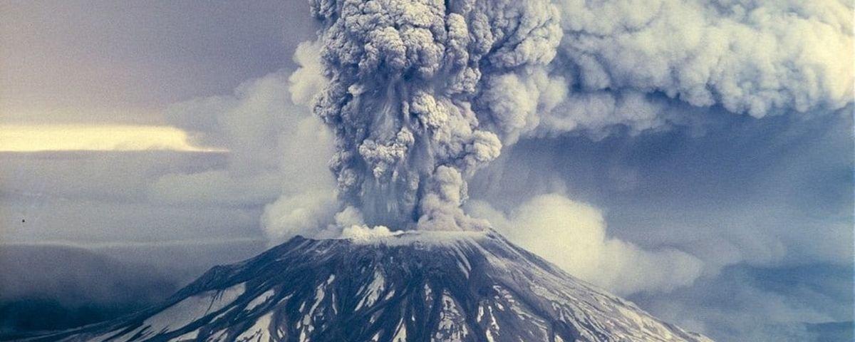 Os fotógrafos que morreram registrando a explosão do Monte Santa Helena