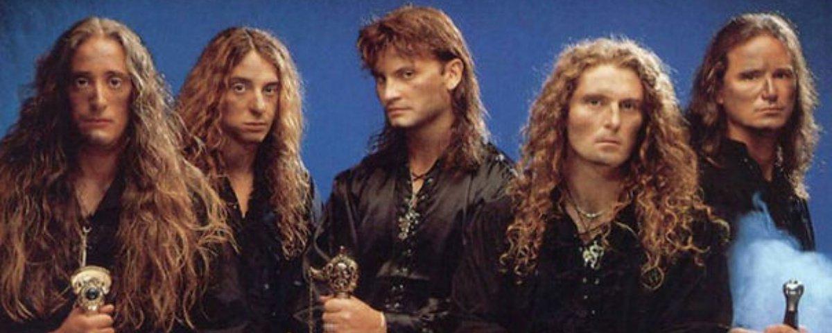 15 fotos muito bizarras de bandas de heavy metal