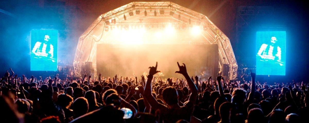 Veja a tecnologia dos festivais de música no Brasil e concorra a ingressos
