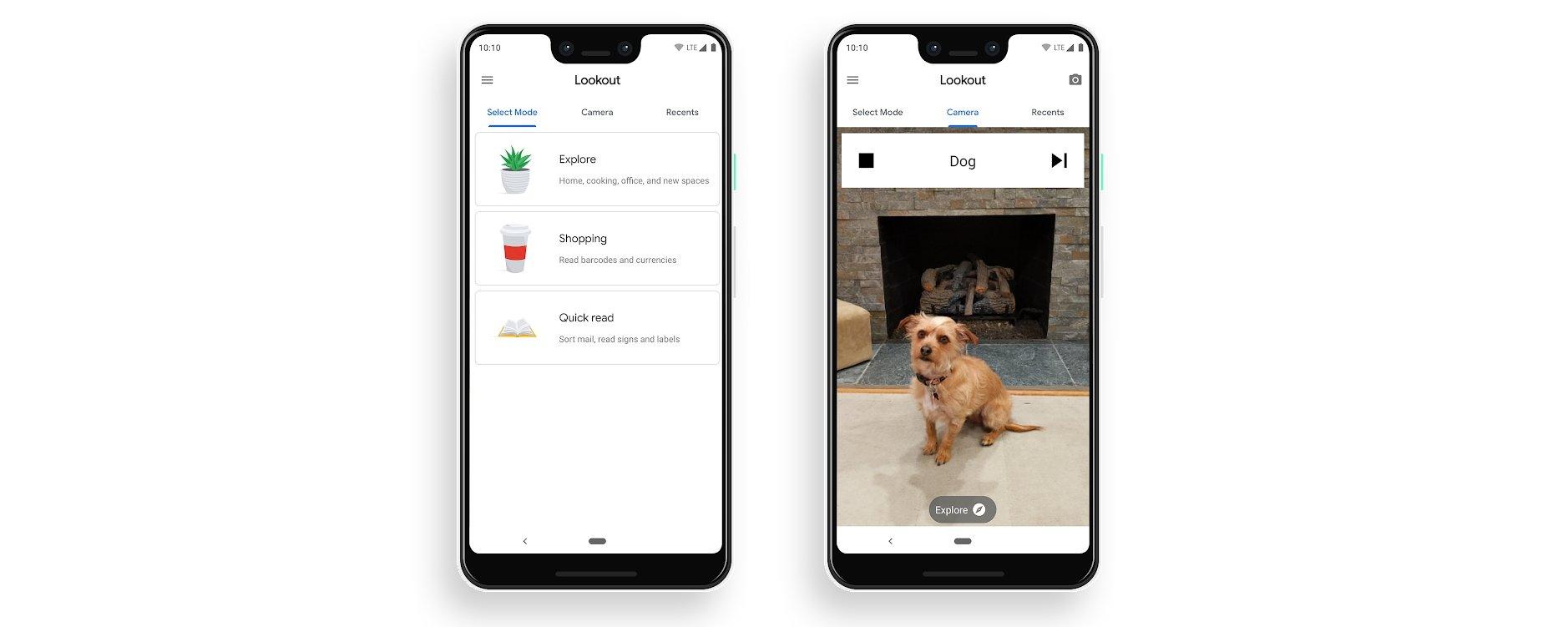 Google lança app que identifica objetos para deficientes visuais