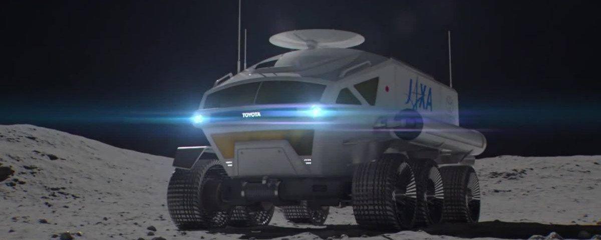Japão mostra veículo que deve usar na superfície da Lua em 2029
