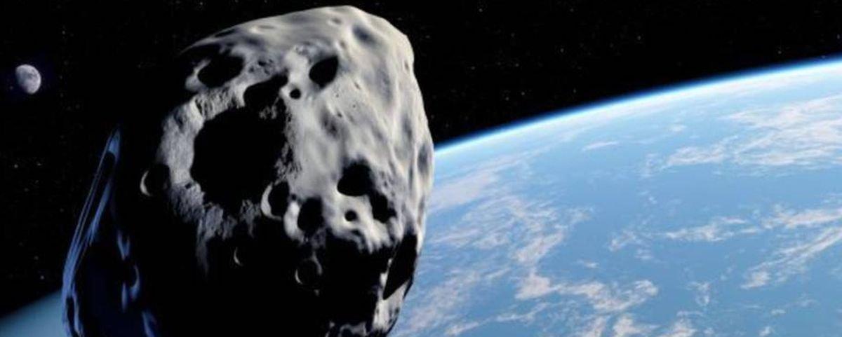 Superlua de minhoca coincide com passagem de asteroide raro