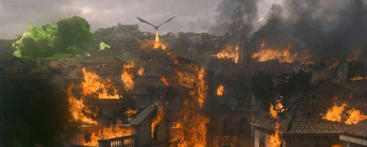 Neil deGrasse Tyson conta como dragões queimam até pedra em Game of Thrones