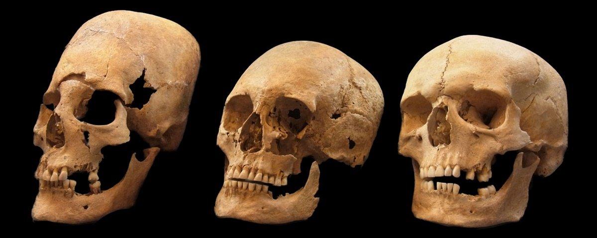 Alienígenas? Crânios bizarros são encontrados na Croácia