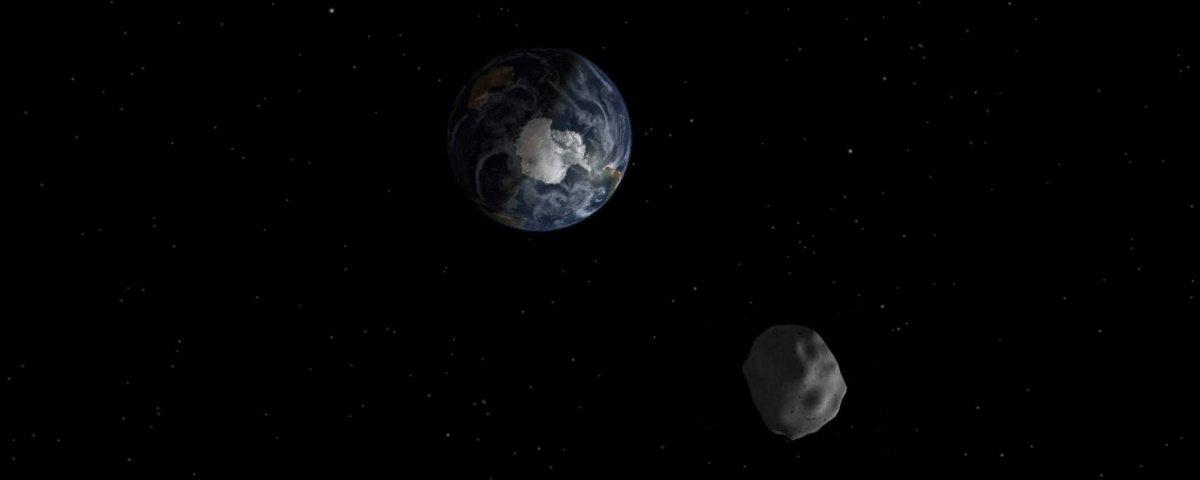Asteroide passou pertinho da Terra a quase 26 km/s e ninguém viu