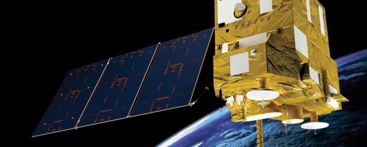 Satélite feito por Brasil e China será lançado em dezembro
