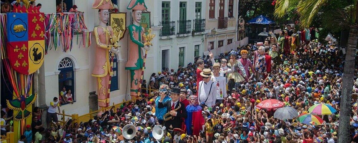 Carnaval de Recife e Olinda: lar do maior bloco de rua do mundo!