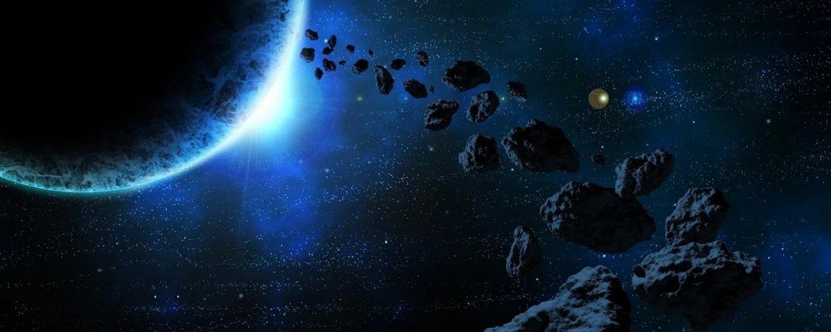 Cientistas querem desviar asteroides usando energia cinética