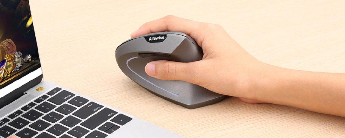 Mouse vertical é bom? Descubra os benefícios e conheça alguns modelos