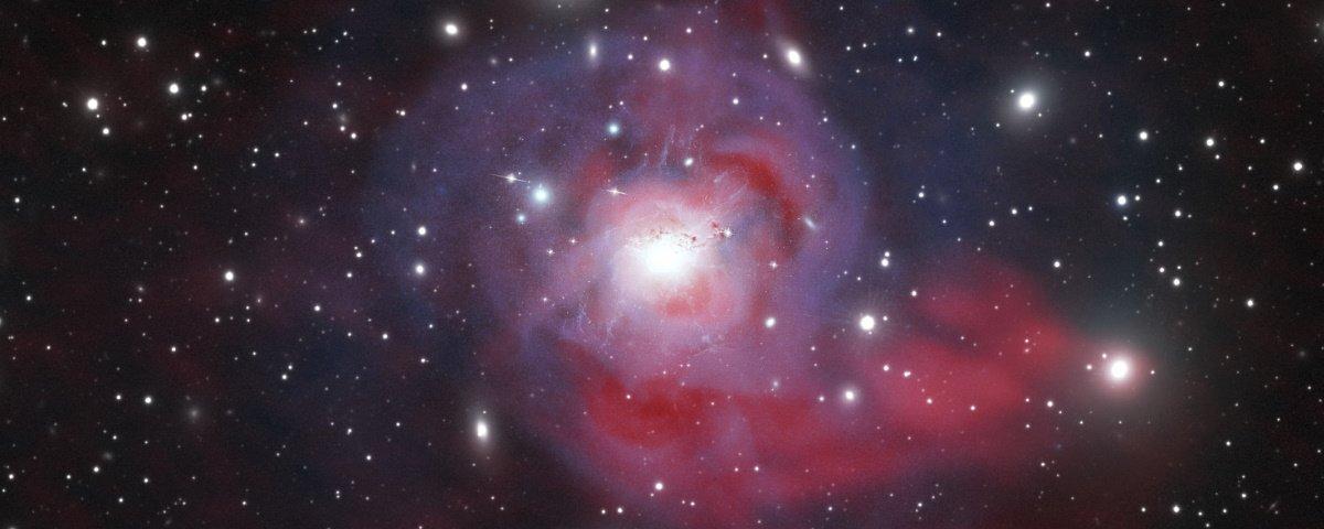 Astrônomos miram em aglomerado galáctico para provar Teoria das Cordas