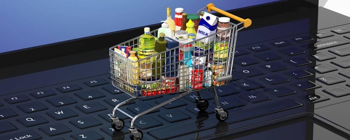 Dicas para você fazer compras de mercado online