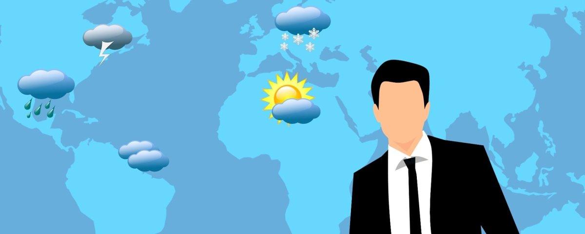 Entenda como a previsão do tempo é afetada pela covid-19