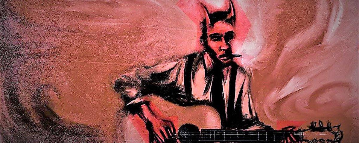 Robert Johnson e seu pacto com o Diabo