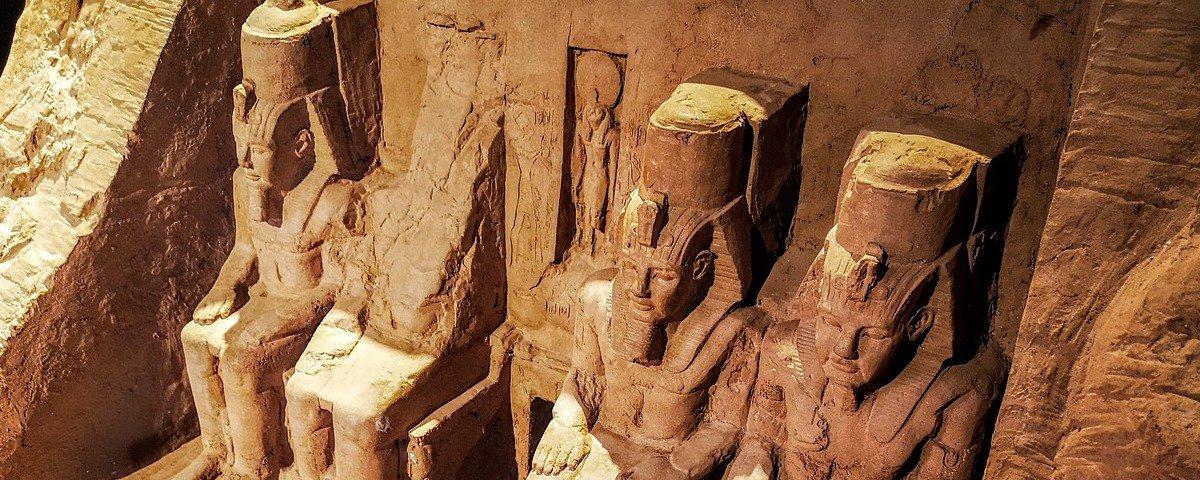 Primeira casa funerária do Egito foi descoberta em Saggara