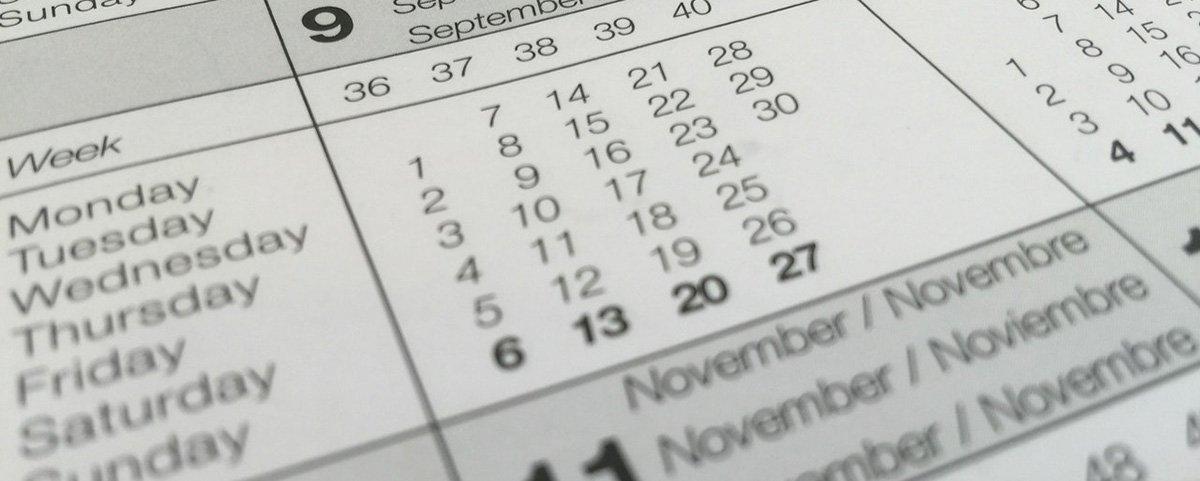 Como quase tivemos um calendário 'racional' com 13 meses