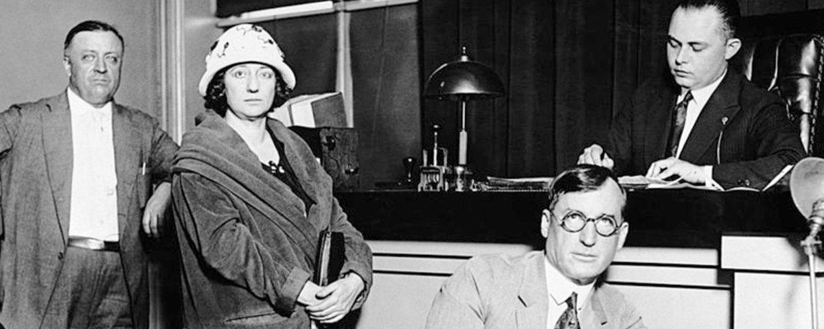 Luxúria e crime: Dolly Oesterreich e o homem no sótão