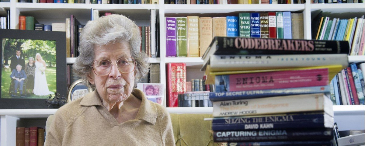 Ann Mitchell, a matemática que decifrou código nazista, morre aos 97 anos