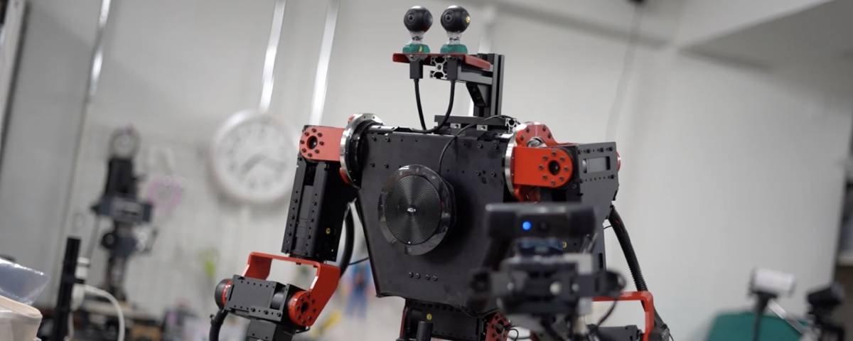 Startup japonesa quer substituir astronautas humanos por robôs