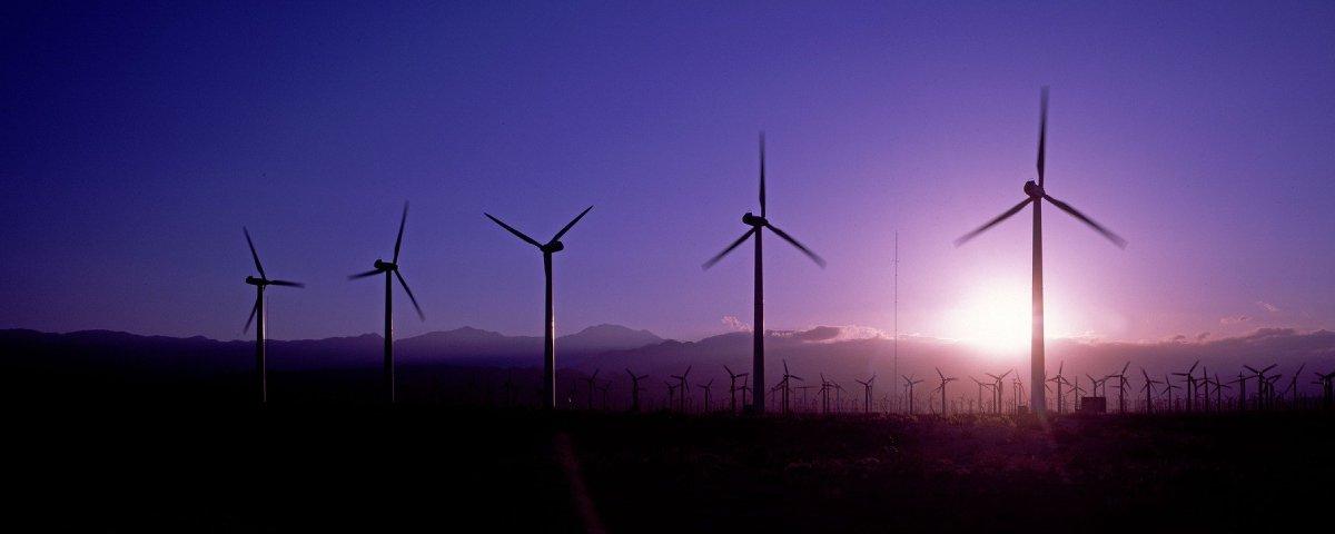Dinamarca planeja construir ilhas artificiais com parques eólicos