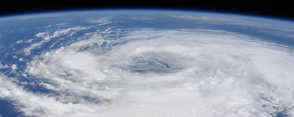 Astronauta da ISS captura imagens da tempestade tropical Cristobal