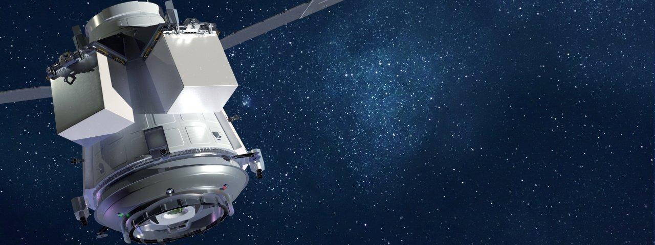 Pentágono quer lançar a sua própria estação espacial experimental