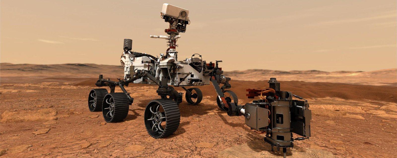 Perseverance é lançada com sucesso pela NASA rumo a Marte!