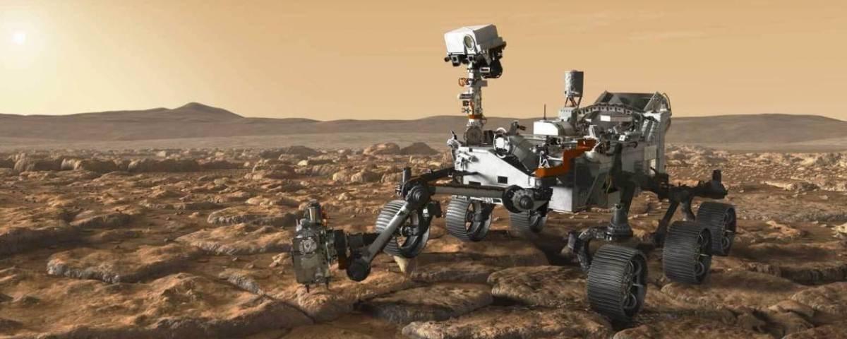 Perseverance sai de modo seguro e está preparada para viagem a Marte