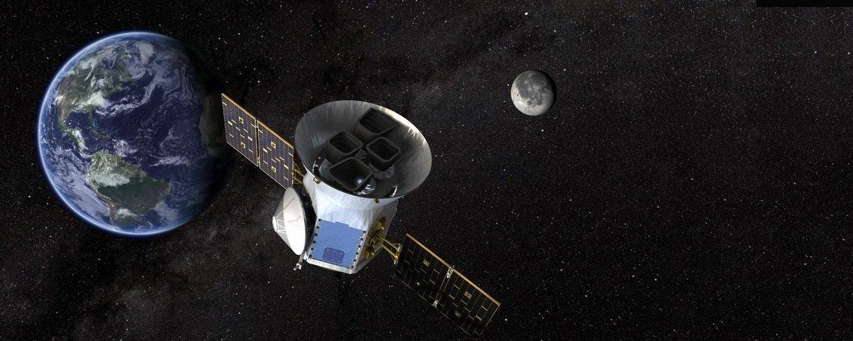 Satélite caçador de planetas recebe nova missão da NASA