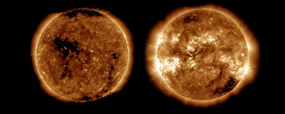 Sol entrou no seu 25º ciclo: por que isso é importante
