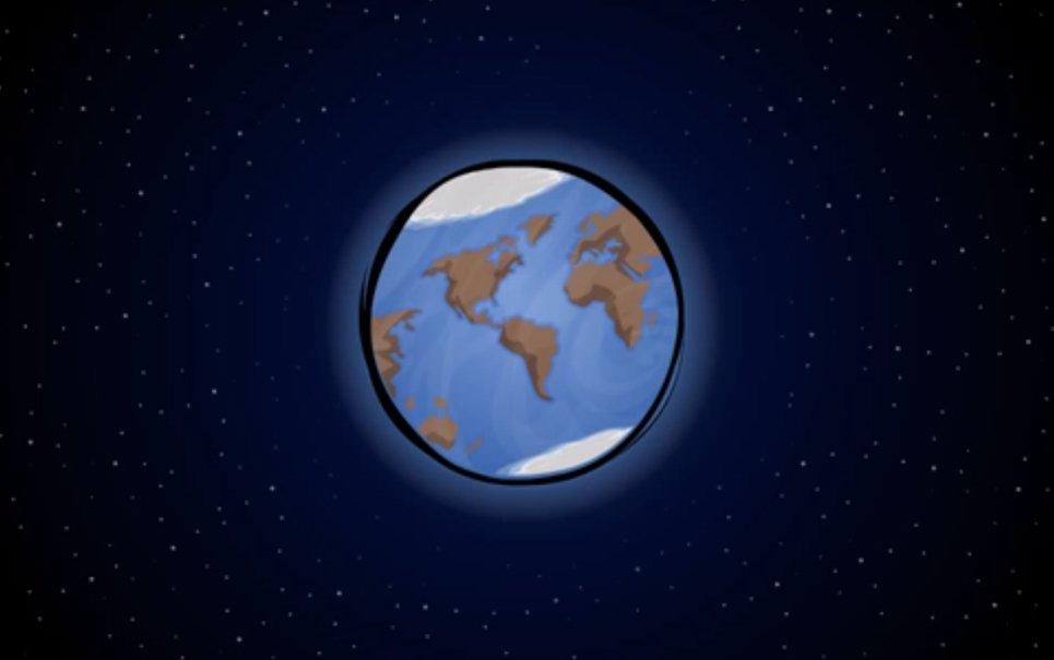 A Terra parou de girar. E agora? Vídeo do Mega Curioso conta como seria