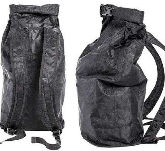 Conheça a mochila que é feita por um material 10 vezes mais forte que o aço