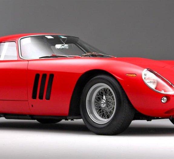 Ferrari 250 GTO se torna o carro mais caro do mundo