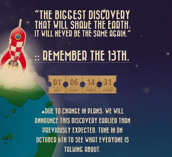 Real ou fake? Site anuncia que NASA fará revelação histórica neste domingo