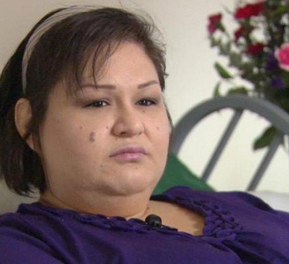 Mulher que foi acusada de matar sobrinho esmagado perde 377 quilos