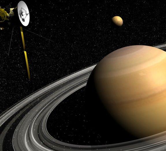 Cineasta criou filme sobre Saturno e quer lançá-lo em 2014. Veja o trailer